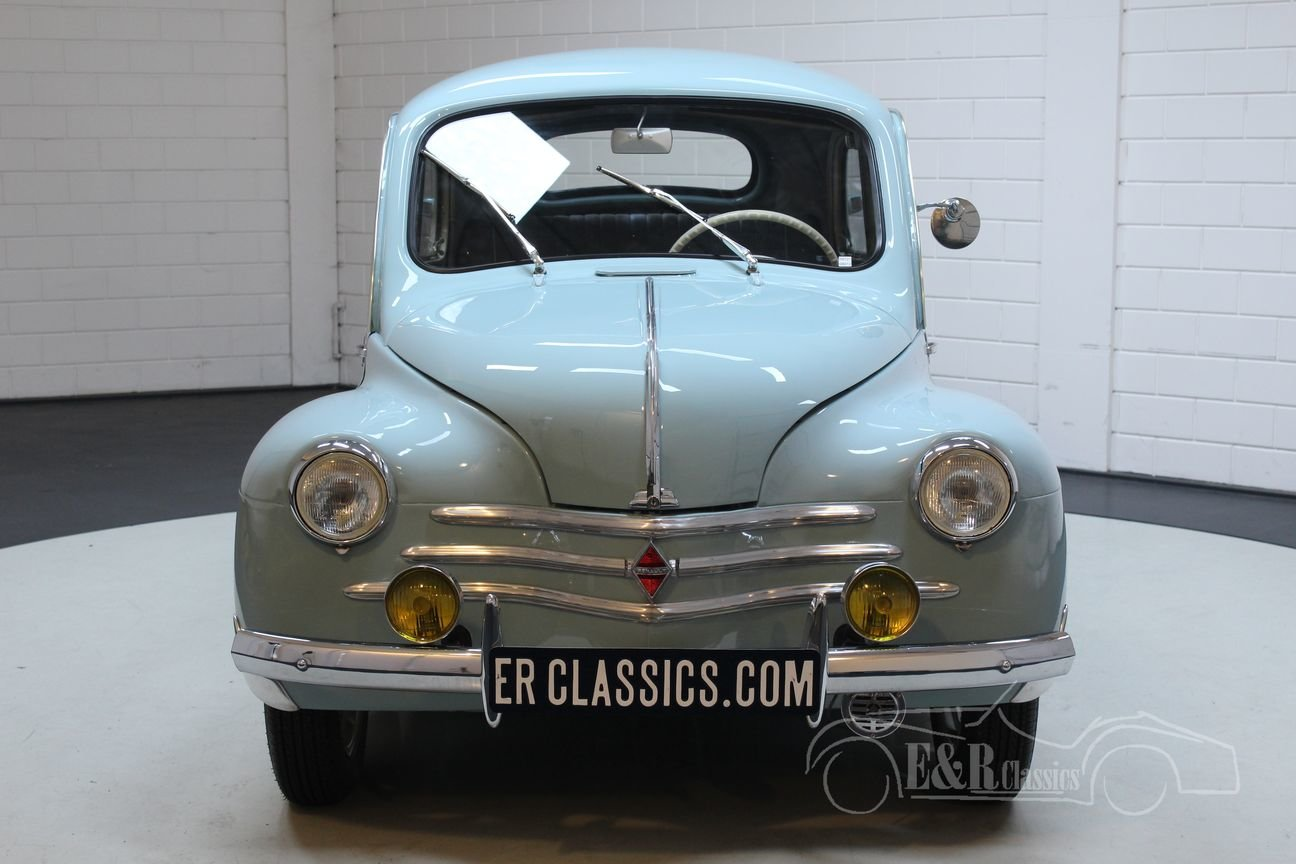 Renault 4CV 1957 Beautiful restored condition For Sale (picture 4 of 6)