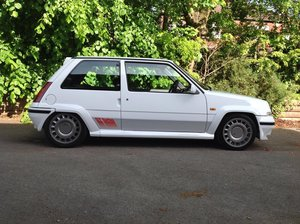 1990 Renault 5 GT Turbo phase 2