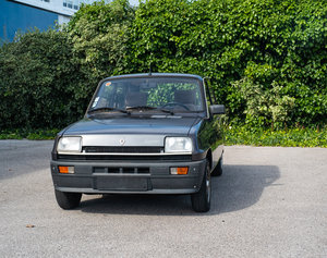 Renault 5 GTL in good condition and working
