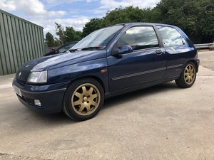 Renault Clio Williams 1 - 2.0 16v, 197bhp