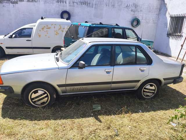 1985 RENAULT 18 TURBO - TIME WARP -41,000 MILES For Sale (picture 1 of 4)