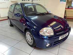 2001 RENAULT CLIO 172 SPORT For Sale