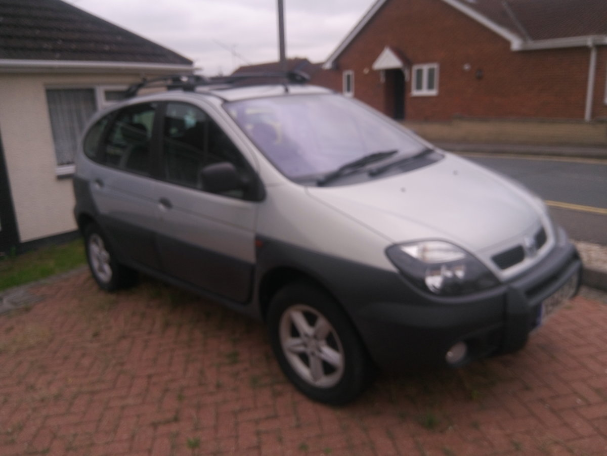 2001 Renault Megan Scenic RX4 Sport Alize For Sale (picture 2 of 4)