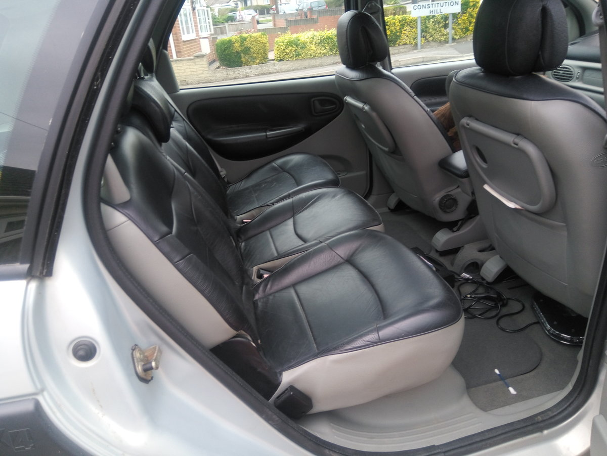2001 Renault Megan Scenic RX4 Sport Alize For Sale (picture 4 of 4)