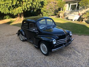 Renault 4CV French Built Right Hand Drive
