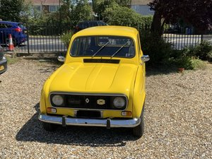 1978 Renault 4TL  For Sale
