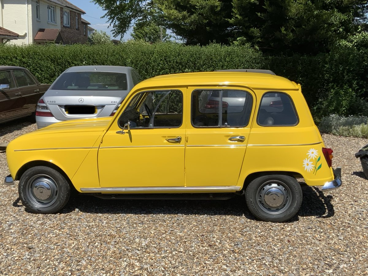 1978 Renault 4TL  For Sale (picture 2 of 6)