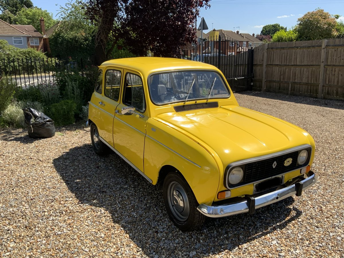 1978 Renault 4TL  For Sale (picture 3 of 6)