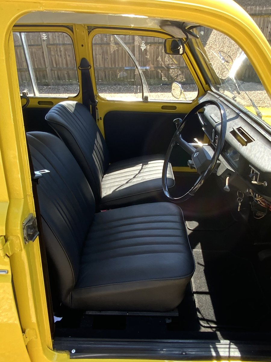 1978 Renault 4TL  For Sale (picture 4 of 6)