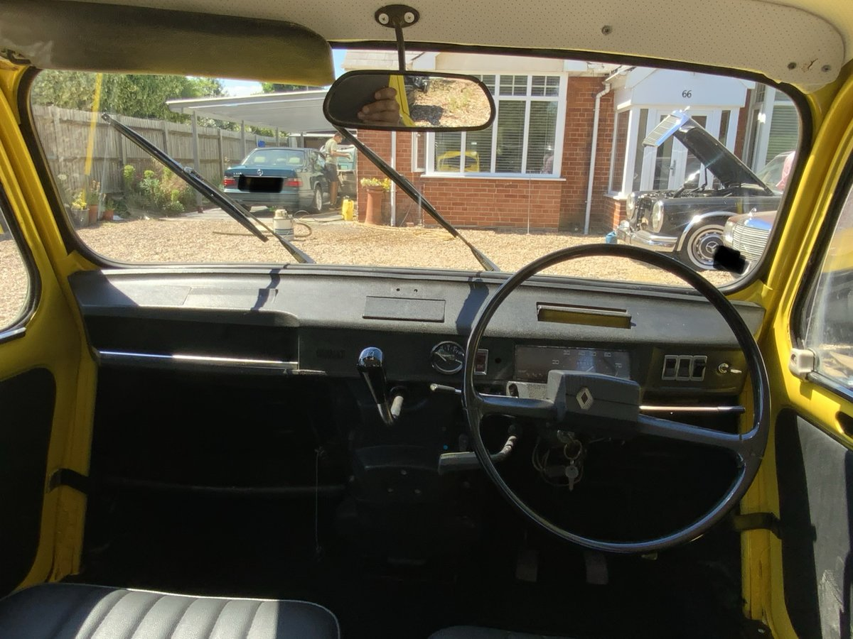 1978 Renault 4TL  For Sale (picture 5 of 6)