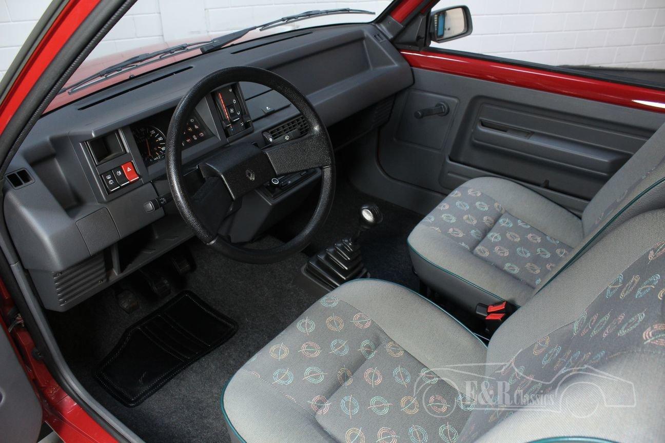 Renault 5 Supercinq 1993 Original top condition For Sale (picture 3 of 6)