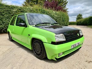 1988 Renault 5 gt turbo For Sale