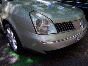 2002 Renault vel satis 3.5v6 245hp in spain