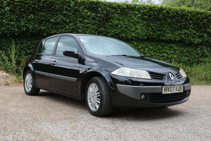 2007 Renault Megane Privilege 1.5 DCI