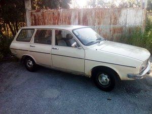 1982 Renault 12 C Estate.