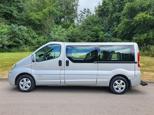 2013 Renault Trafic LL29 DCi Sport.. Top Spec&Low Miles.. 9 Seats SOLD