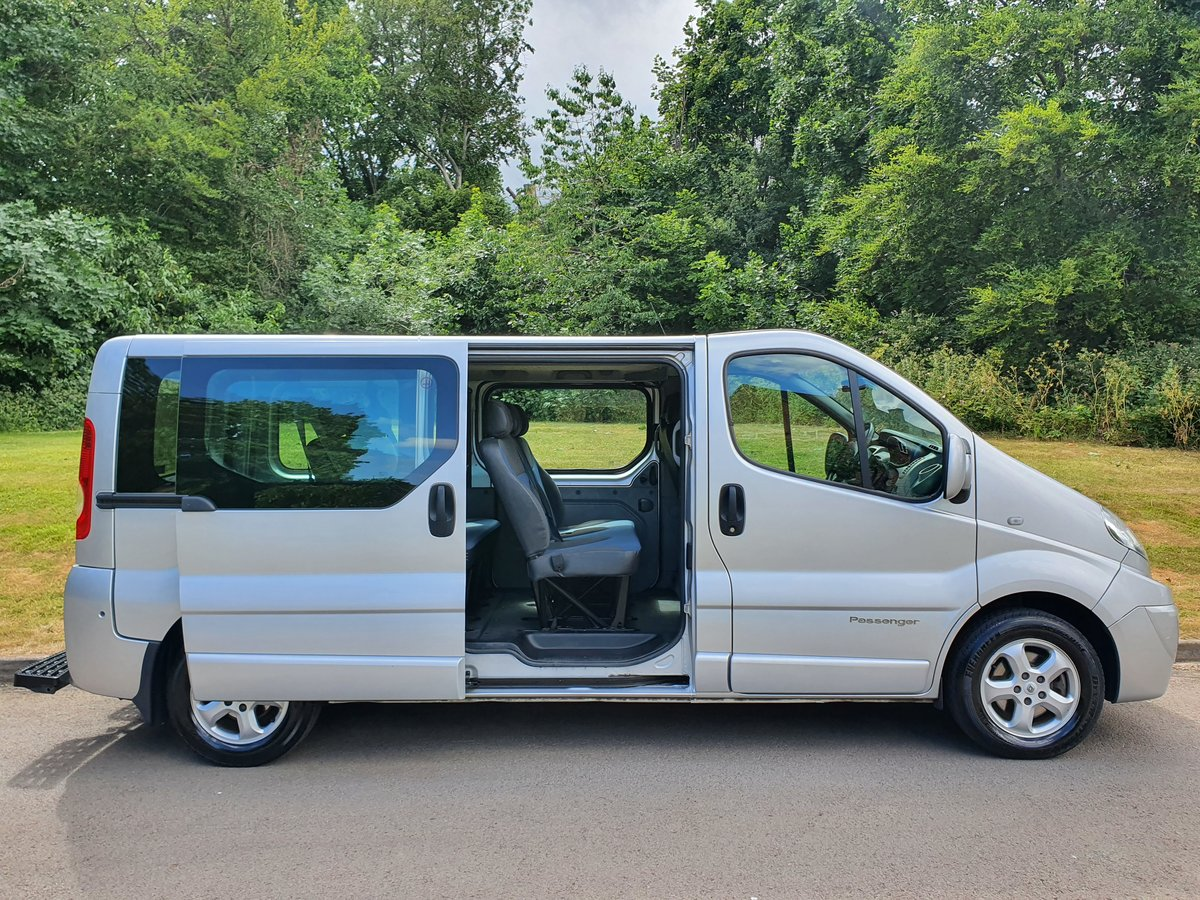 2013 Renault Trafic LL29 DCi Sport.. Top Spec&Low Miles.. 9 Seats SOLD (picture 6 of 6)
