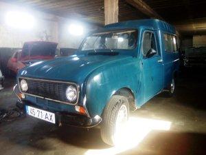 1982 Renault 4 F