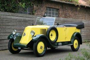 Renault NN Cabrio, RHD, 1926 SOLD