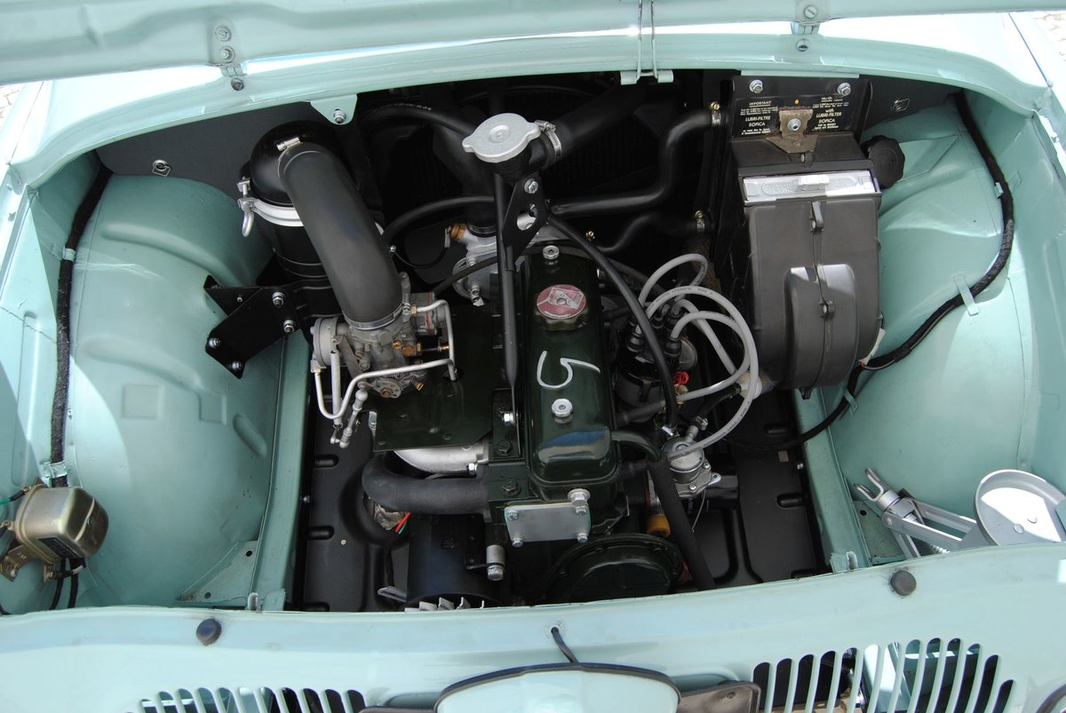 1963 RENAULT DAUPHINE GORDINI RESTORED For Sale (picture 4 of 6)