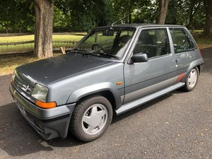 1991 Renault 5 GT Turbo - Superb example