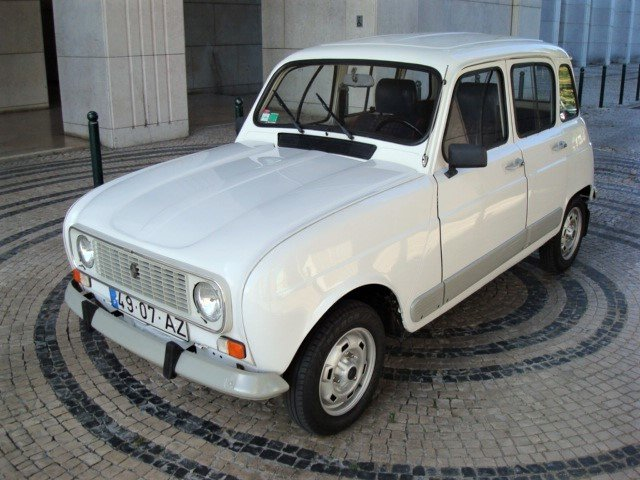 1992 Renault 4 GTL Clan SOLD (picture 1 of 6)