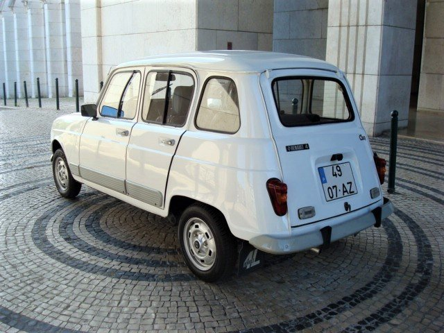 1992 Renault 4 GTL Clan SOLD (picture 2 of 6)