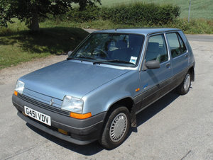1990 Renault 5 Prima 1.4 Automatic For Sale