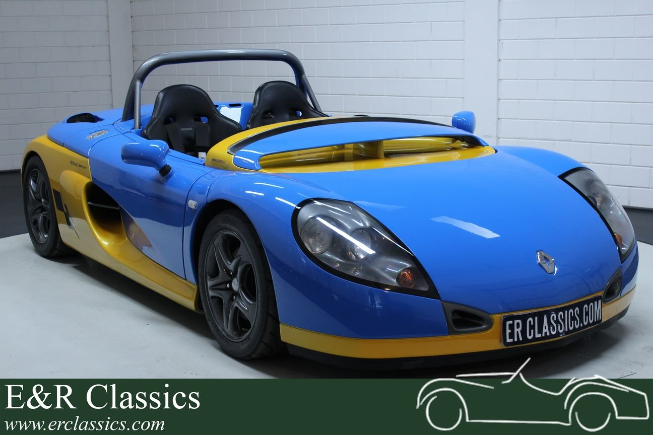 Renault Sport Spider 1997 super rare For Sale (picture 1 of 6)