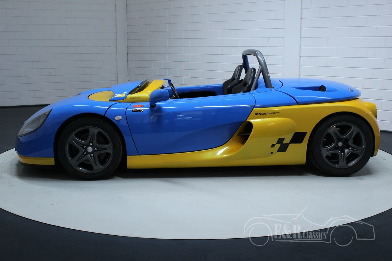 Renault Sport Spider 1997 super rare For Sale (picture 4 of 6)