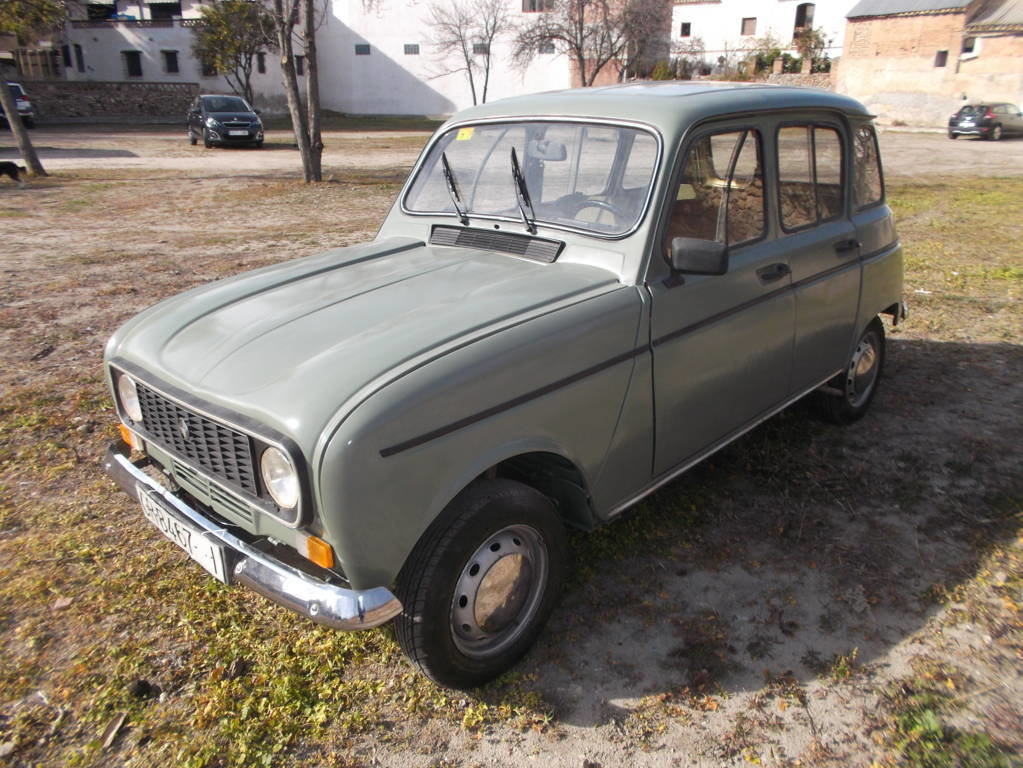 1983 Renault 4TL SOLD (picture 1 of 6)