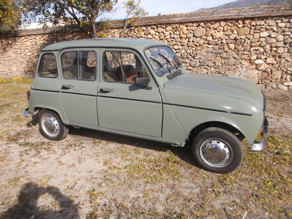 1983 Renault 4TL SOLD (picture 2 of 6)