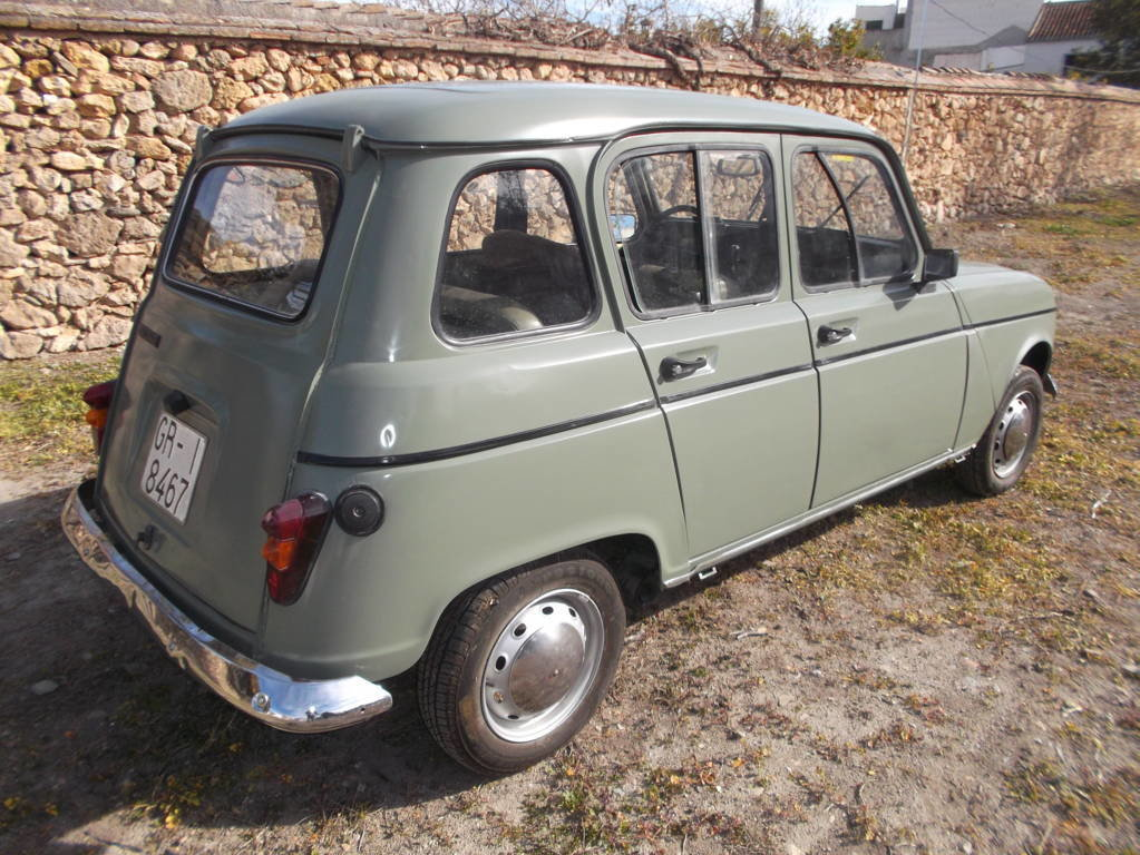 1983 Renault 4TL SOLD (picture 3 of 6)