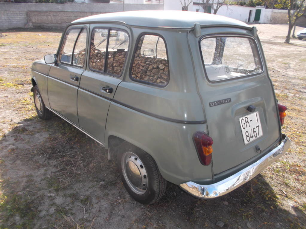 1983 Renault 4TL SOLD (picture 4 of 6)