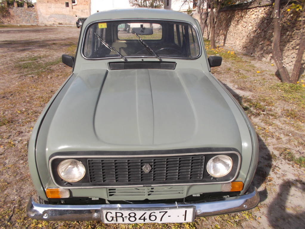 1983 Renault 4TL SOLD (picture 6 of 6)