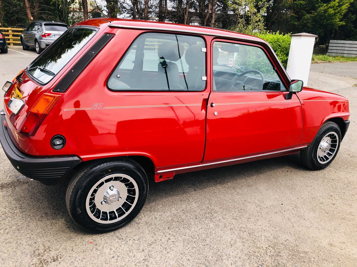 1984 Original renault 5 gtl le2 For Sale (picture 1 of 6)