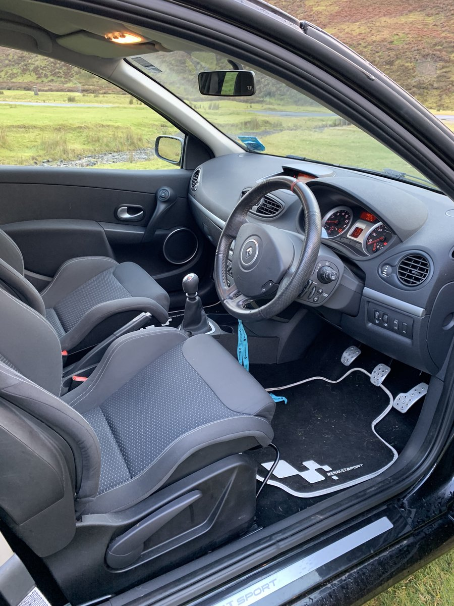 2007 Renaultsport Clio F1 197 For Sale (picture 5 of 6)