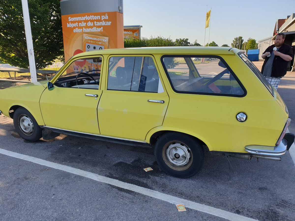 1974 A nice Renault R12 Breake, In good shape. For Sale (picture 3 of 6)
