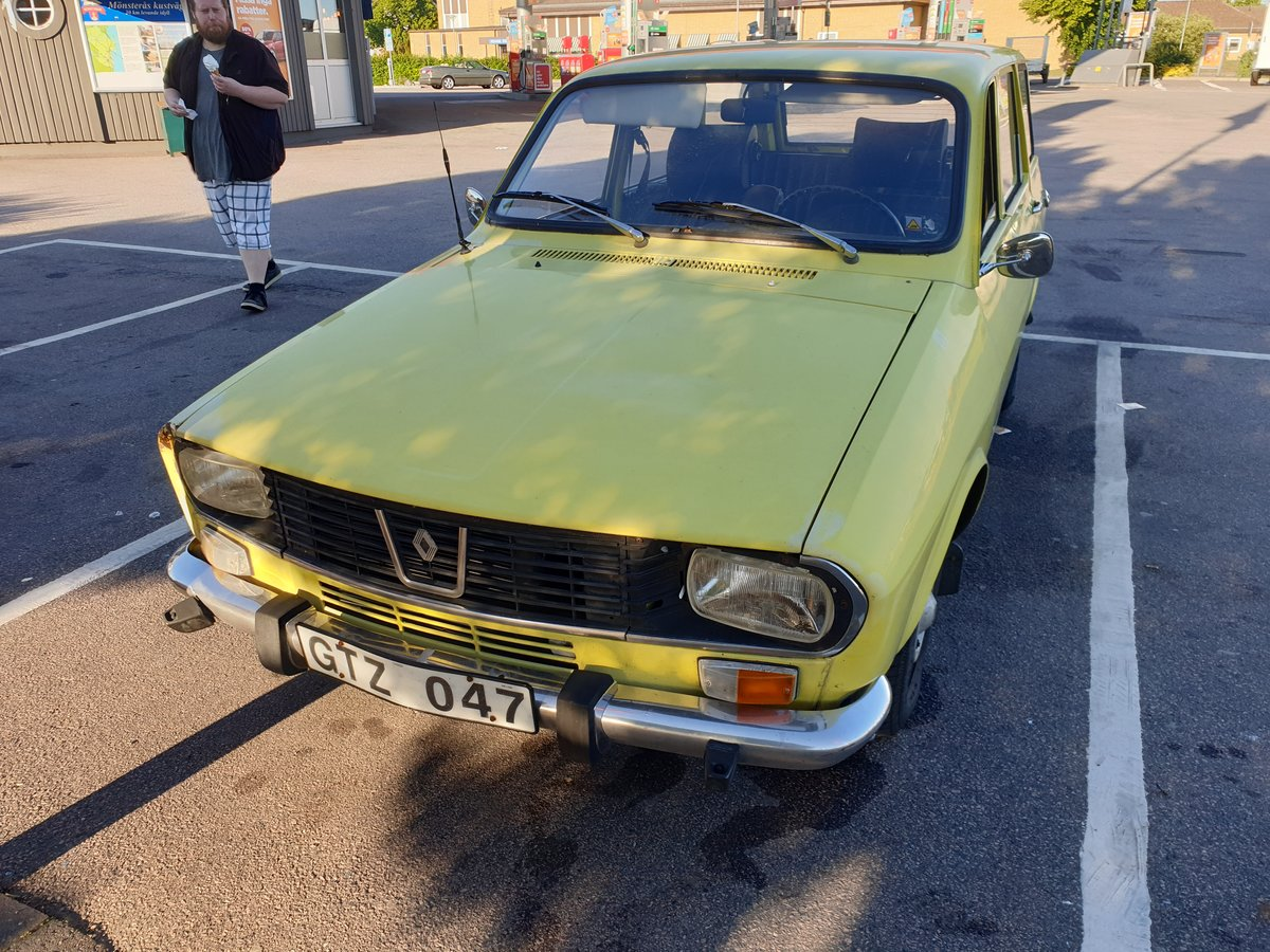 1974 A nice Renault R12 Breake, In good shape. For Sale (picture 4 of 6)