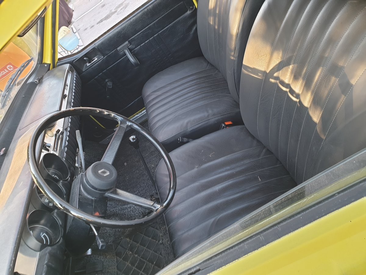 1974 A nice Renault R12 Breake, In good shape. For Sale (picture 5 of 6)