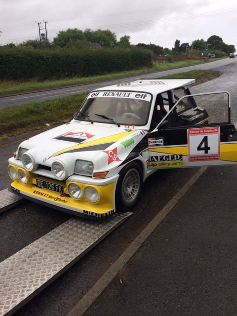 1982 Renault 5 Turbo 2 TDC / Maxi Conversion For Sale (picture 1 of 6)
