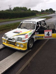 Renault 5 Turbo 2 TDC / Maxi Conversion