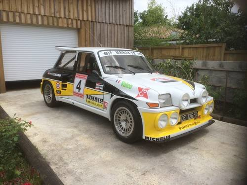 1982 Renault 5 Turbo 2 TDC / Maxi Conversion For Sale (picture 2 of 6)