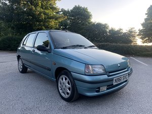 1995 RENAULT CLIO 1.4 RT MK1 PHASE 2