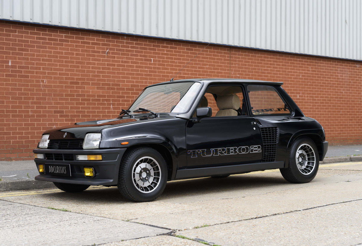 1986 Renault 5 Turbo 2 (LHD) For Sale (picture 1 of 24)
