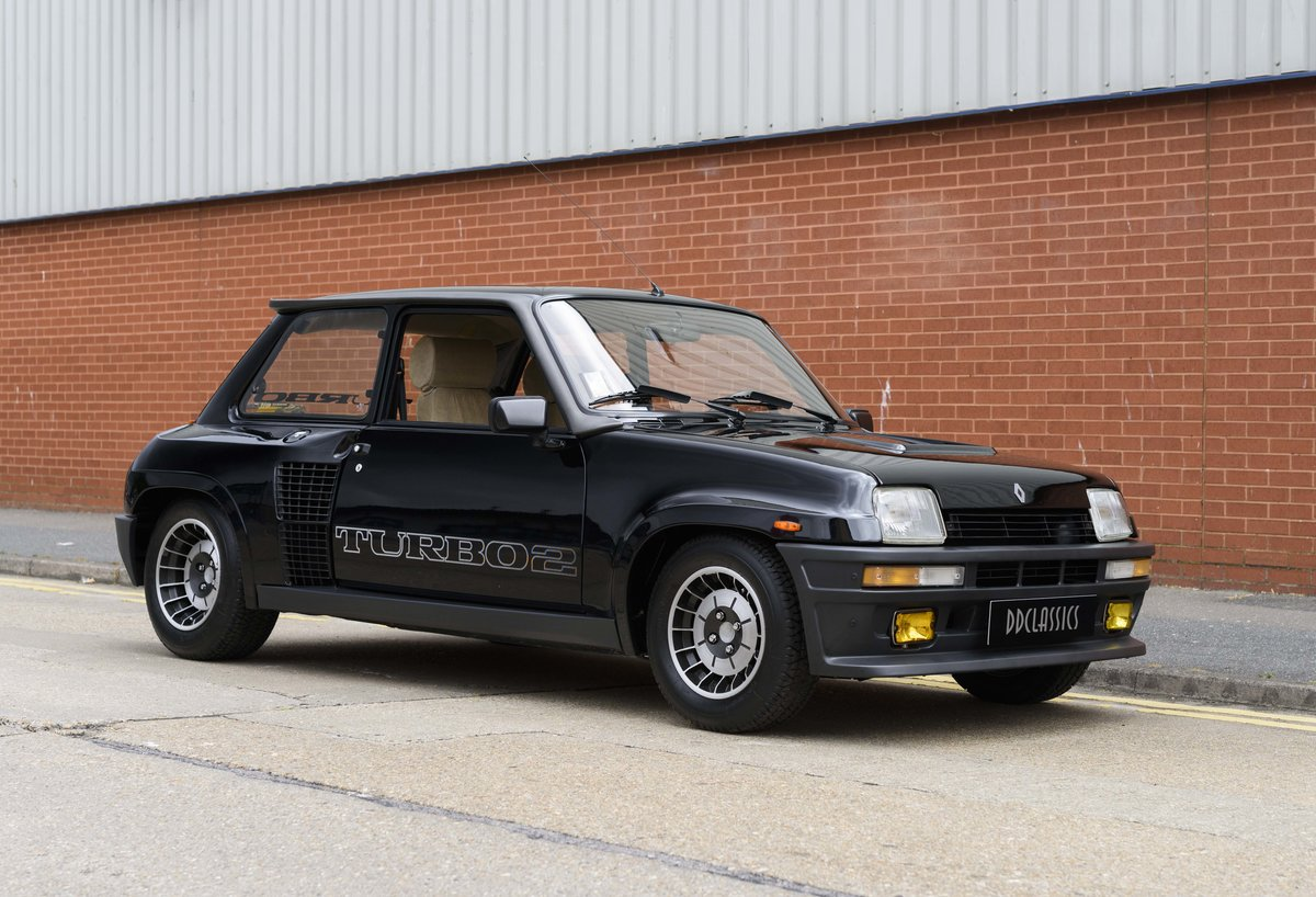 1986 Renault 5 Turbo 2 (LHD) For Sale (picture 2 of 24)