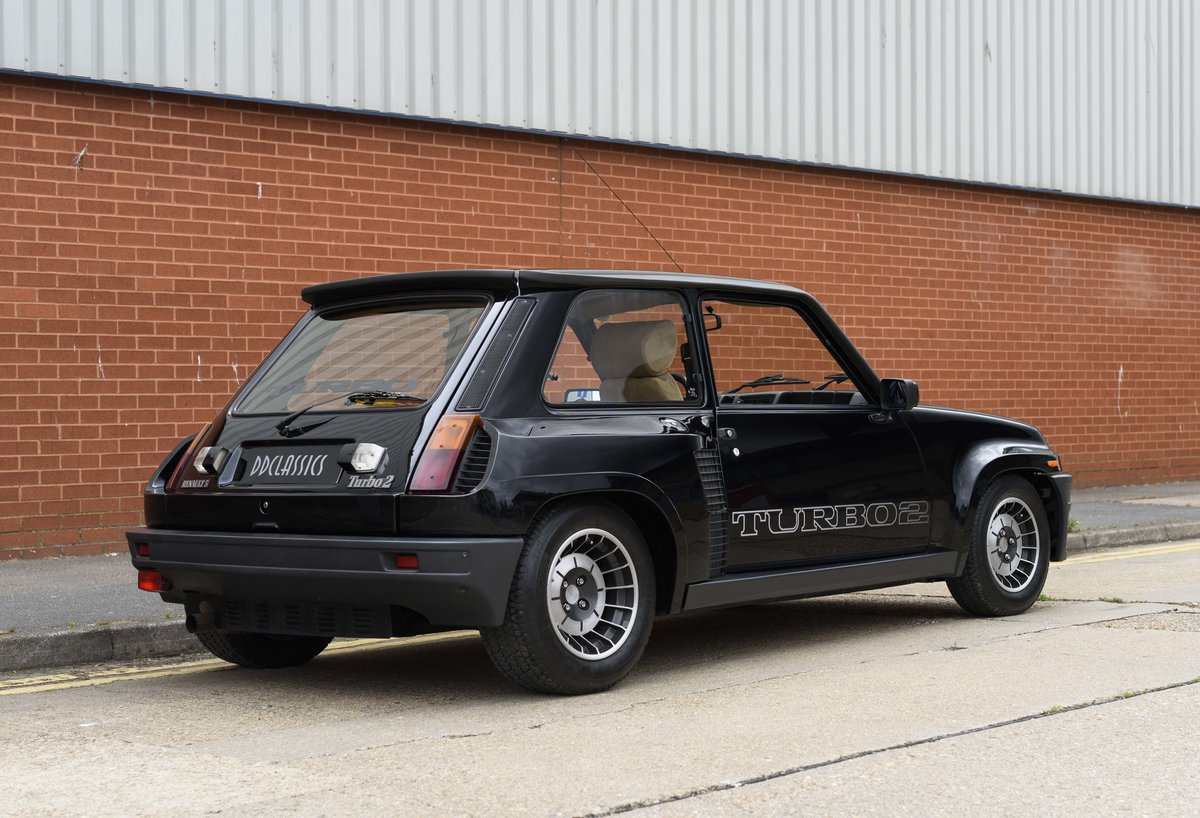 1986 Renault 5 Turbo 2 (LHD) For Sale (picture 3 of 24)