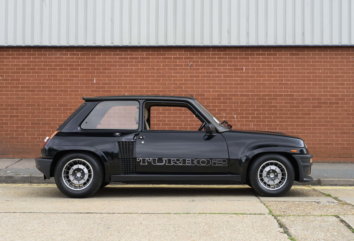 1986 Renault 5 Turbo 2 (LHD) For Sale (picture 5 of 24)