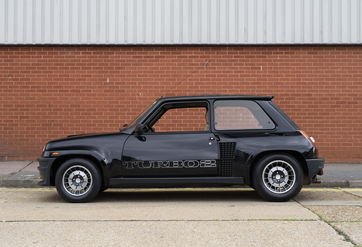 1986 Renault 5 Turbo 2 (LHD) For Sale (picture 6 of 24)