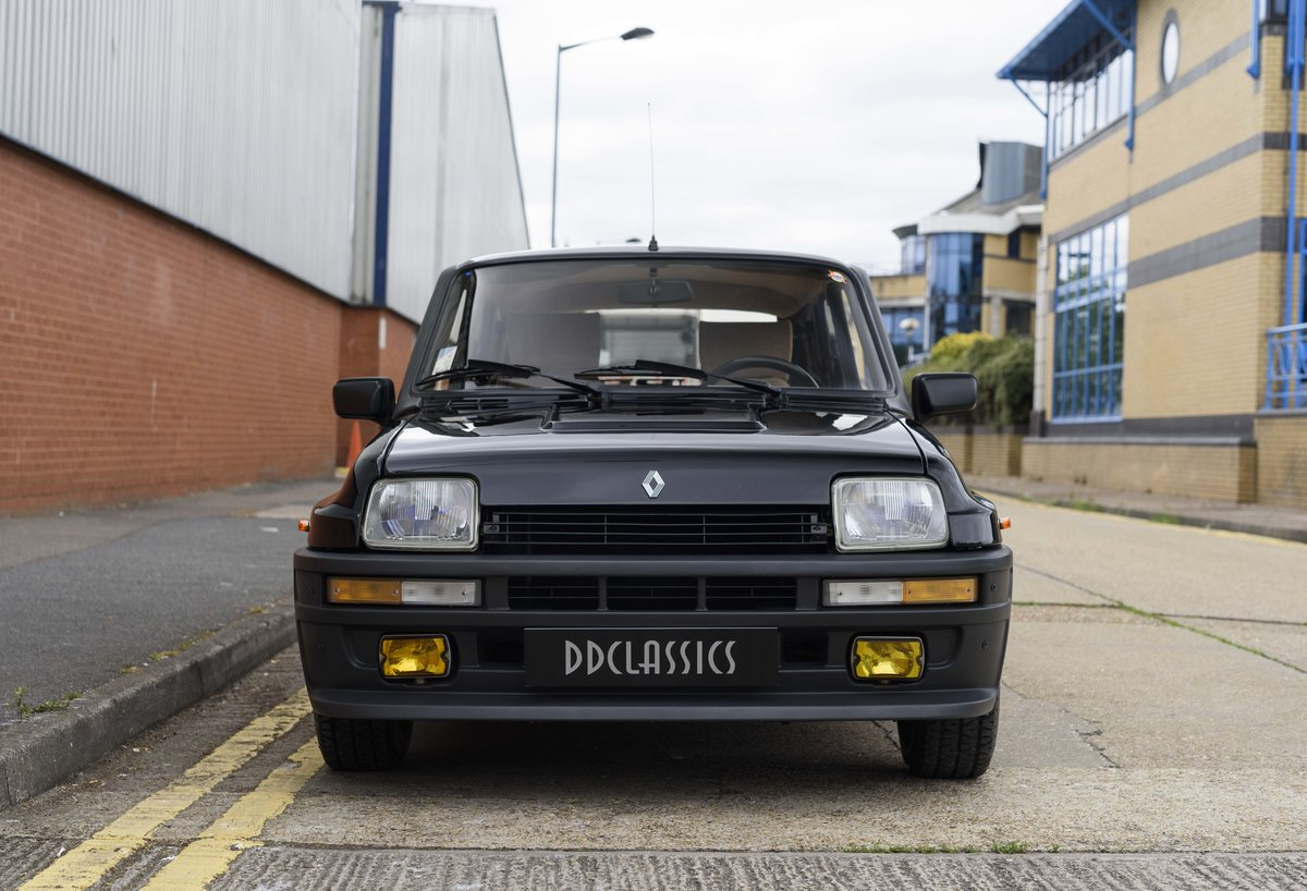 1986 Renault 5 Turbo 2 (LHD) For Sale (picture 7 of 24)